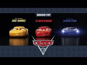Vidéo De Cars 3 : cars 3 presentaci n de personajes youtube ~ Medecine-chirurgie-esthetiques.com Avis de Voitures