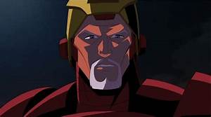 Iron Man (Next Avengers: Heroes of Tomorrow) - Marvel ...