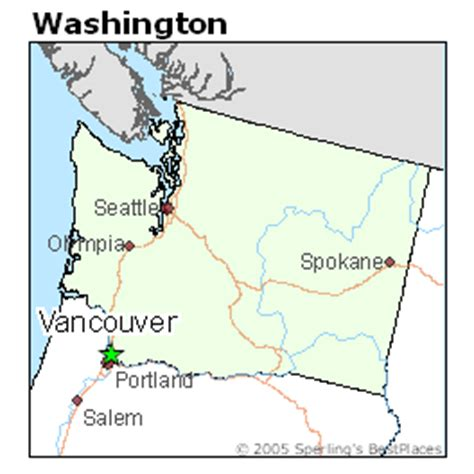 best places to live in vancouver washington