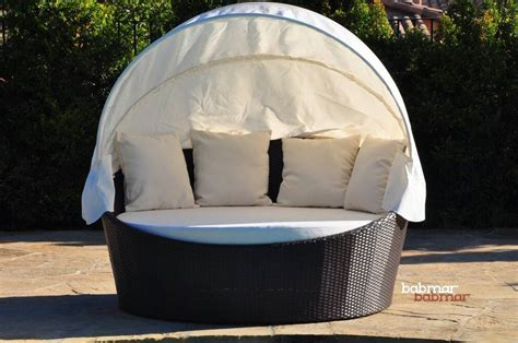 outdoor daybed  canopy babmarcom commercial outdoor