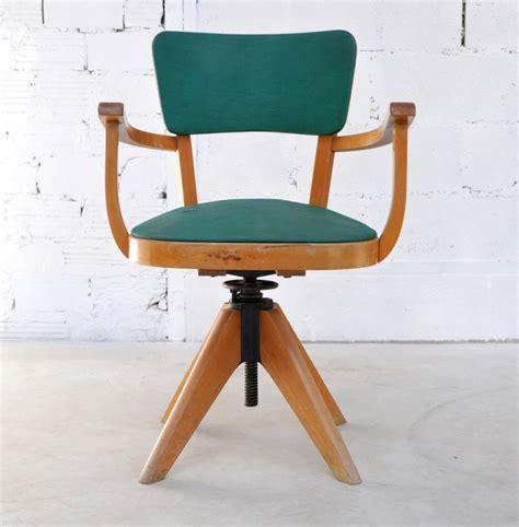 fauteuil de bureau retro table rabattable cuisine fauteuil bureau vintage