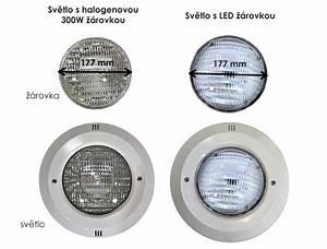 Výměna halogenové žárovky za led
