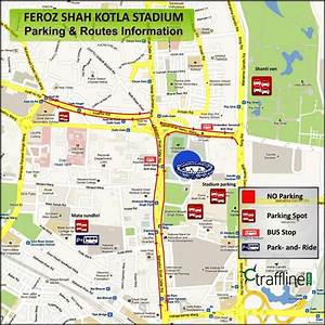 T20 Match Chart Feroz Shah Kotla Stadium Delhi Seating Arrangement