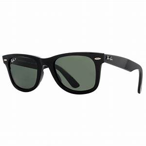 Ray Ban RB 2140 901/58 54mm Black Polarized Unisex ...