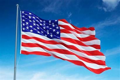 Flag American America California College Totalitarian Denounce