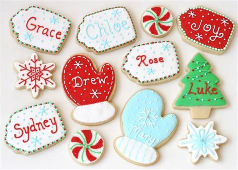 cute ways  decorate cookies  christmas www