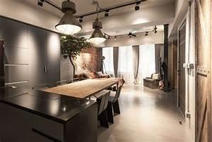Industrial Apartment In Taipei
