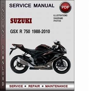 Suzuki Gsx R 750 1988
