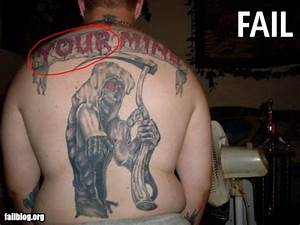 25 Regrettable Tattoo Spelling Mistakes - EListMania