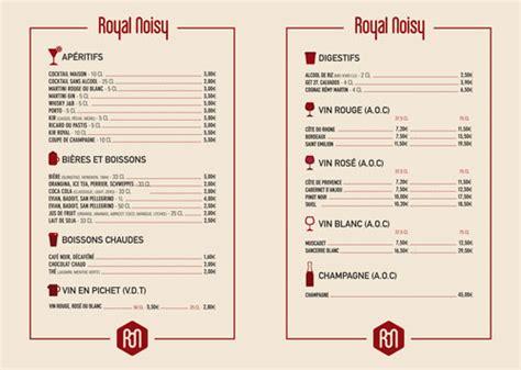 modele cuisine cagne idée modele menu restaurant gratuit