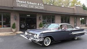 1960 Chevrolet Impala 348ci Sport Coupe Start Up From