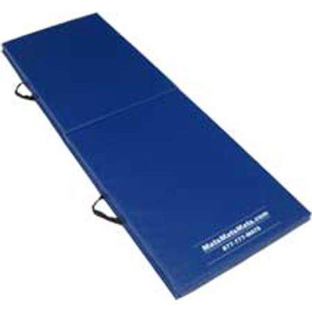 walmart exercise mat folding exercise mat firm 2 x6 x2 quot black walmart