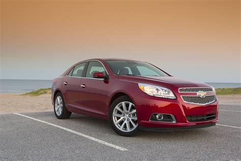 2013 Chevrolet Malibu Type Of Gashtml  Autos Post