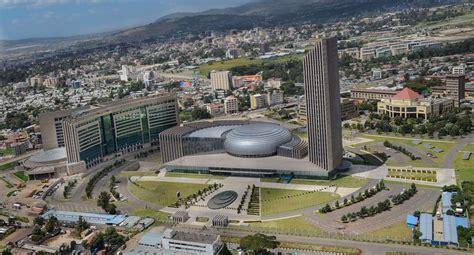 Addis Ababa the Capital City of Ethiopia - East Africa Eco
