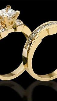 2 Carat Channel Set 4 Prong Princess Diamond Engagement ...