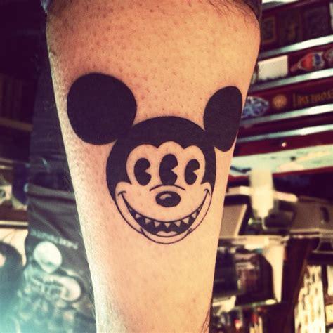 mickey mouse tattoos tattoo ideas center