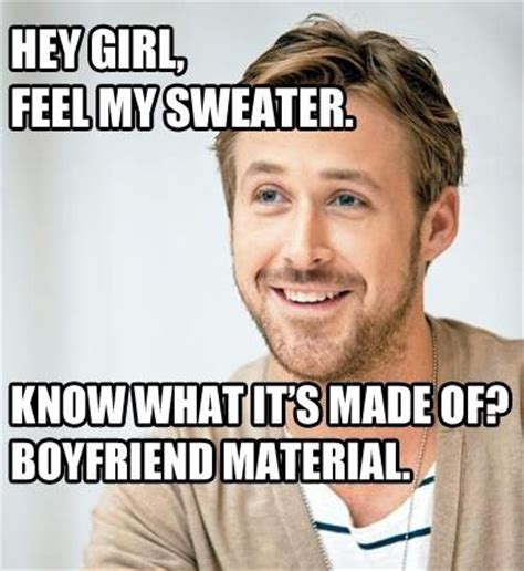 Ryan Gosling Hey Girl Meme - sexiest man alive the salty ju
