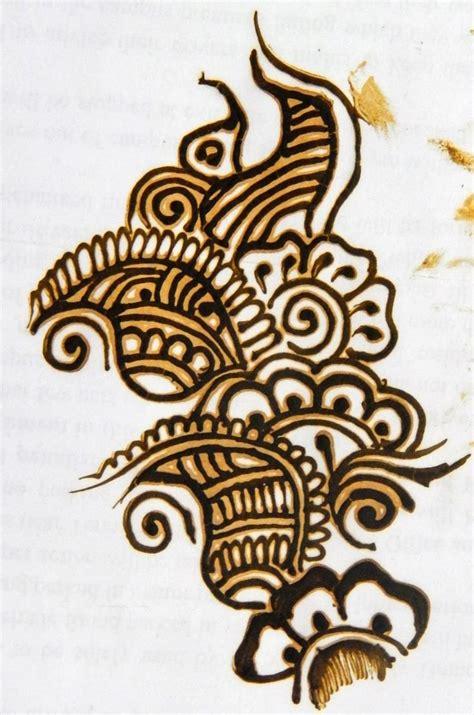 pix  easy henna designs  beginners step  step