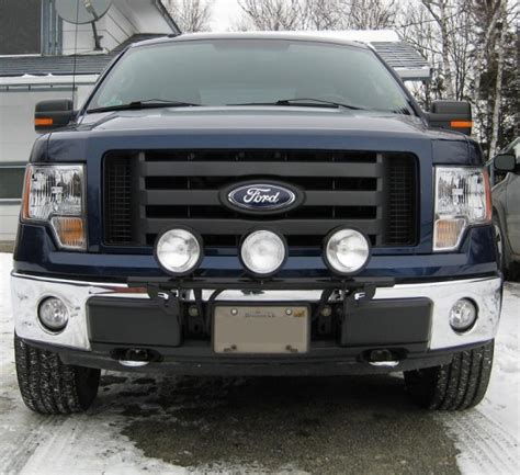 2005 f150 light bar 2005 f 150 fx4 with brush guard and light bars autos post