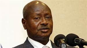 Stop Over-Depending On Natural Resources, Museveni Tells ...