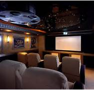 Home Theater Designs by HOME THEATER DESIGNS Interior Design Ideas