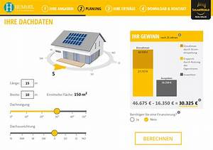 Solarstrom Berechnen : hummel systemhaus energie erzeugen ~ Themetempest.com Abrechnung
