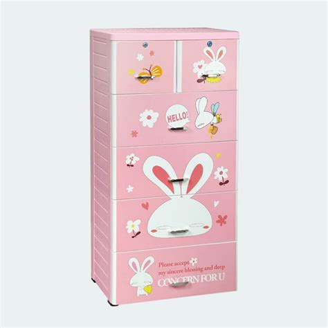Baby Clothes Cupboard by Newest Design 5 Layer Plastic Storage Cupboard For Baby