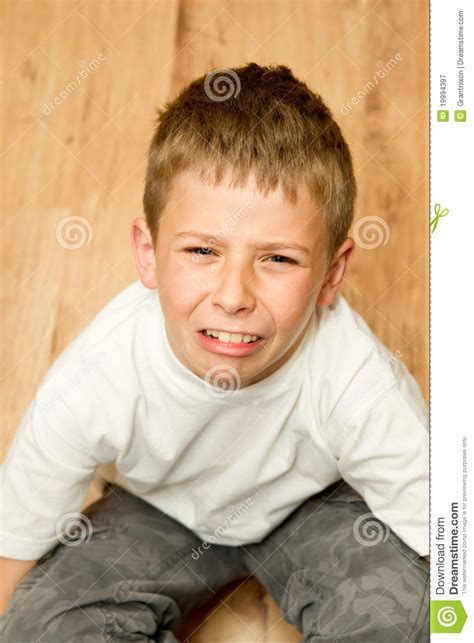 crying boy royalty  stock photography image