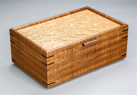 woodworking class build  jewelry box woodworkers