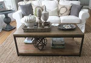 Large Coffee Table Decorating Ideas - Buethe org