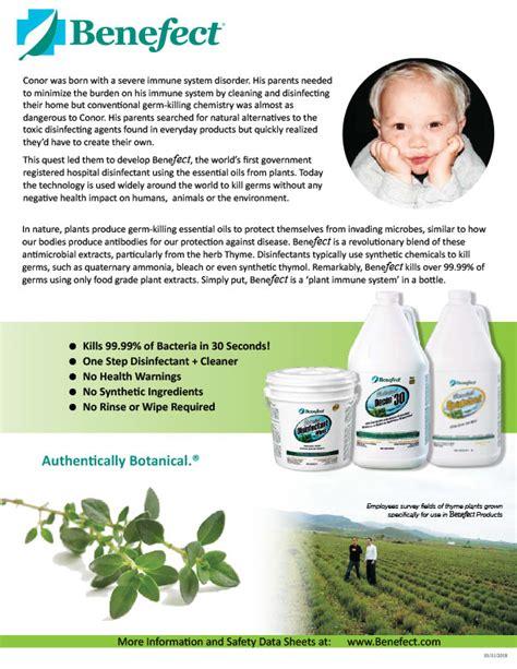 Benefect Botanical Disinfectant Wipes Amazon