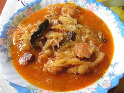 cuisine slovaque kapustnica soup the incredibly journey