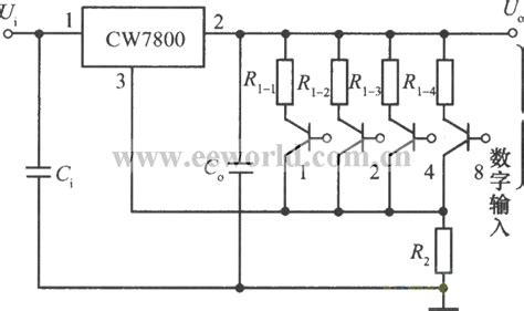 Numerical Control Integrated Regulated Power Supply