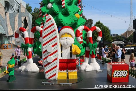 christmas house decorations melbourne visiting the lego tree at federation square melbourne