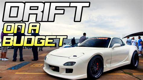 Top 7 Cheap Drift Cars