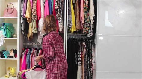 Dulce Candys Closet Organizing My Clothes Youtube