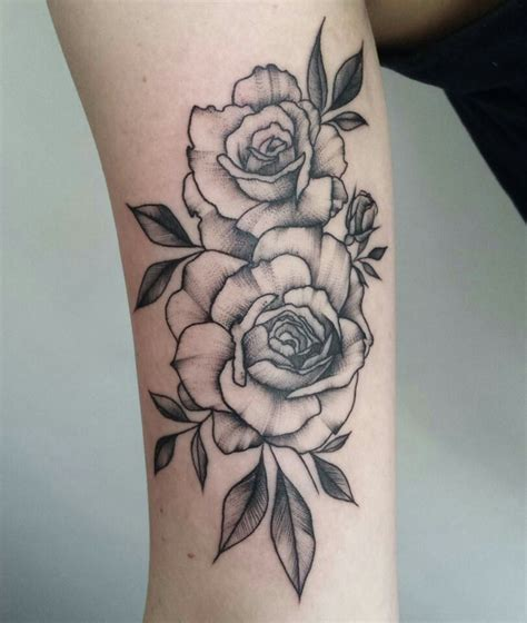 Pin by a on tattoo Tattoos Rose tattoos Rose tattoo on arm