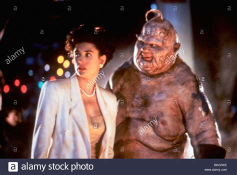 Nothing But Trouble (1991) Demi Moore Nbt 015 Stock Photo