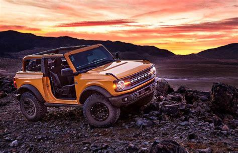 legend returns    ford bronco unveiled