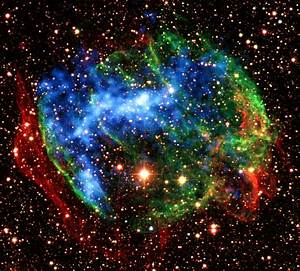 Real Supernova Explosions (page 3) - Pics about space