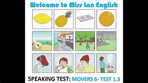 Mover Test 2018 : speaking test movers 6 test 1 3 find the different ones ~ Jslefanu.com Haus und Dekorationen
