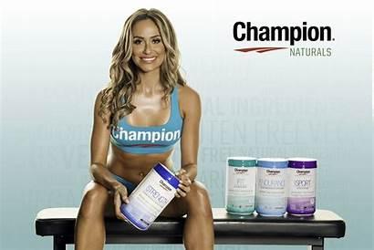 Bullock Christine Spokesperson Naturals Celebrity Trainer Champion