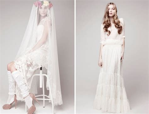 55 Hippie Wedding Dresses