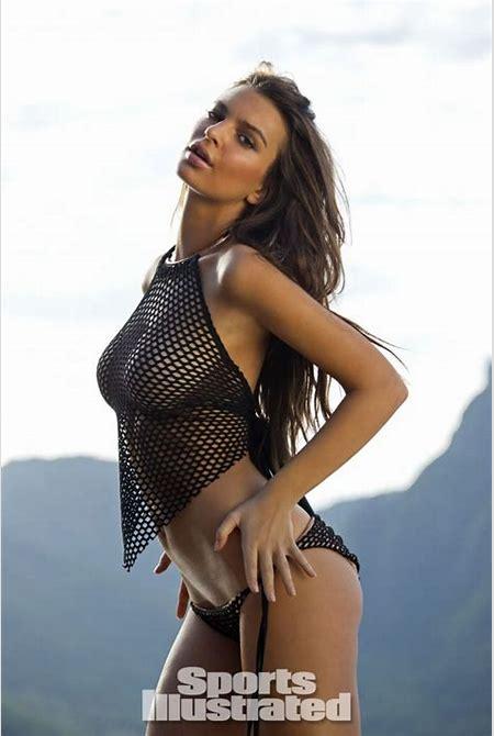 EMILY RATAJKOWSKI in Sports Illustrated 2014 Swimsuit Issue - HawtCelebs