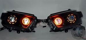 Cobra Driving Lights 2013 Toyota 4runner Quad Fxr Mh1 Projector Retrofit With