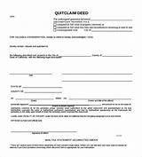 Photos of How To File A Quit Claim Deed In California