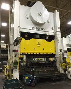 Ton In Ton : 800 ton clearing metal stamping press for sale call 616 200 4308 ~ Orissabook.com Haus und Dekorationen