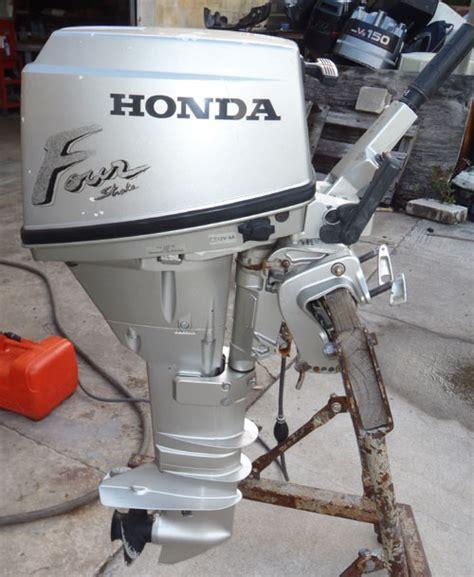 hp honda outboard  sale