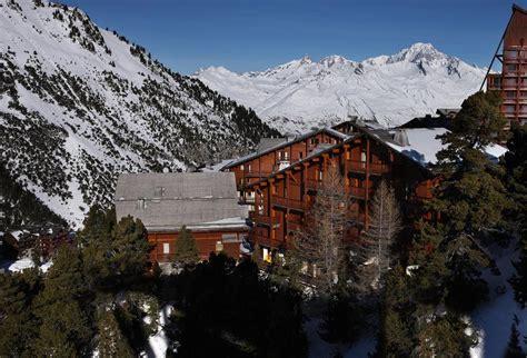 chalet des neiges les arcs location 8 personnes aux arcs 2000 alpes du nord montagne vacances
