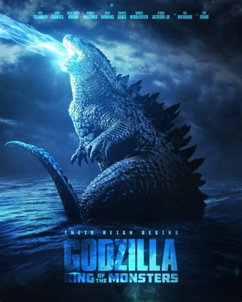 Nonton Film Godzilla: King Of The Monsters (2019) Trailer